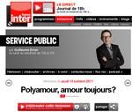 France Inter Octobre 2011
